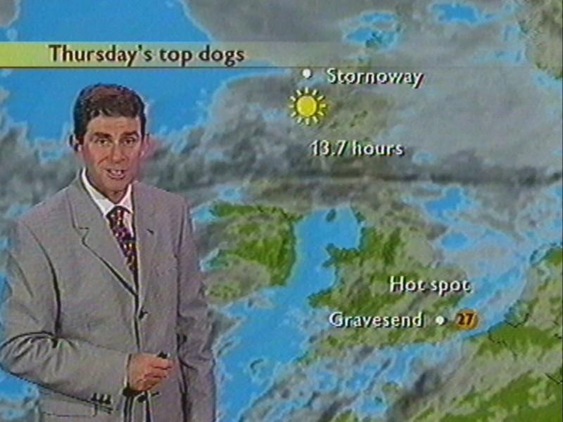 BBC Top Temp and Satellite